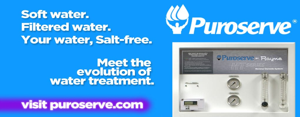 Puroserve Water Softener