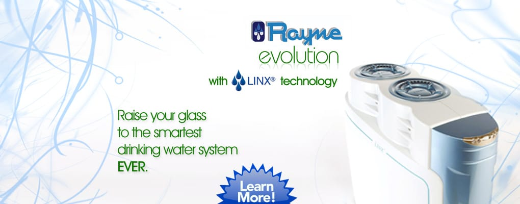 Rayne Linx Water Drinking System