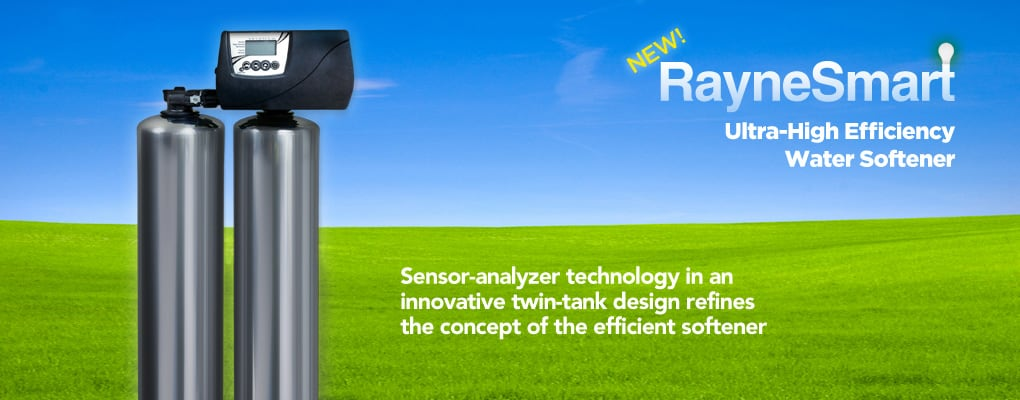 RayneSmart Water Softener
